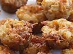 Cheesy Risotto Cakes Recipe