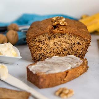 Walnut Brown Butter Banana Bread.