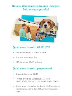 FreePrints - Stampe gratuite- screenshot thumbnail