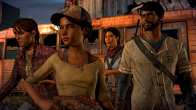 The Walking Dead: Season Three Apk