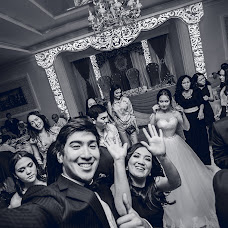 Wedding photographer Kazhymukhan Begaydarov (begaidarov). Photo of 16.11.2017