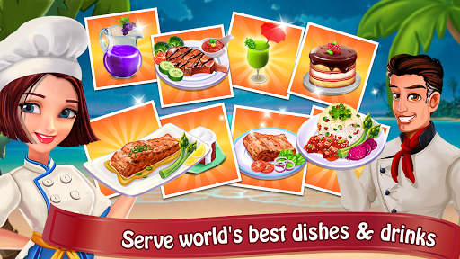 Cooking Day - Top Restaurant Game  captures d'écran 2