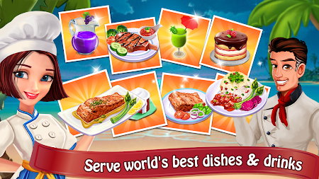 Cooking Day - Top Restaurant Game APK screenshot thumbnail 4