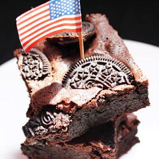 Oreo Brownie.
