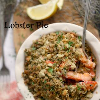 Easy Lobster Pie.