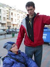 Photo: 09.03. 2011 roku - ja z Jaśkiem