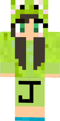 Im jing the frog I have a youtube channel