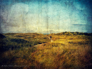 Photo: #landscape #texture #minimalism   #textureblendphotography   in the dunes have a nice day