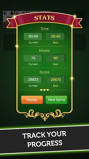 Classic Solitaire 2020 - Free Card Game apkdebit screenshots 5
