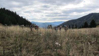 Photo: Op weg van Biely Potok naar berghotel Smrekovica
