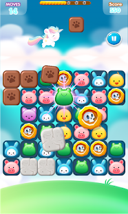 Tiny Happy Pets: Match 3 - náhled