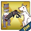 Kool Kat vs Zombie Rats icon