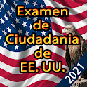 Examen de Ciudadanía de EE. UU 2021 icon