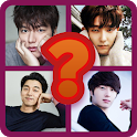 Korean male actors Quiz icon