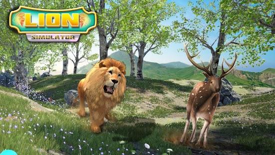 LION GAMES - HUNTING GAMES - náhled