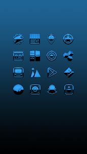 A-BLUE Icon Pack 4.7 APK Mod Latest Version 2