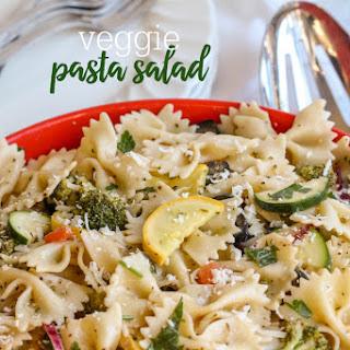 Veggie Pasta Salad