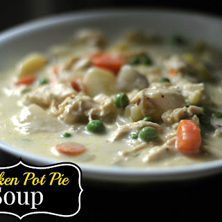 Chicken Pot Pie With Leftover Soup Recipes