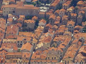 Photo: Dubrownik - Stare Miasto - Widok z góry Srd - Chorwacja