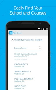 StudyBlue Flashcards & Quizzes- screenshot thumbnail