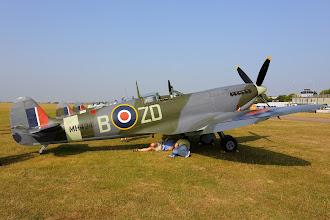 Photo: Supermarine Spitfire LF9B