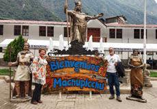 Machu Picchu Pueblo, Aguas Calientes e Ruínas Incas 1