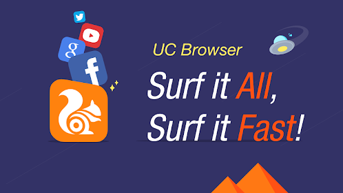 UC Browser  -  Unduhan Cepat Mod