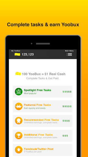 YooLotto: Mobile Lotto. Play. Scan. Win. Redeem. 9.27 gameplay | AndroidFC 2