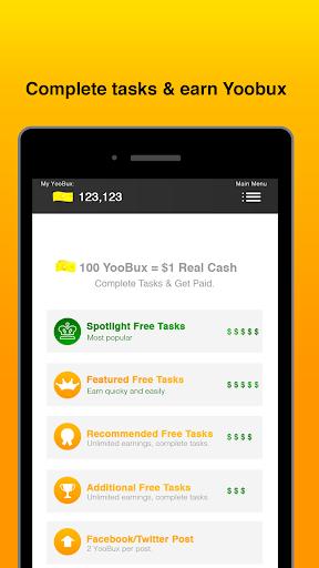 YooLotto: make money everyday!  screenshots 2