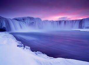 Photo: Godafoss, Iceland