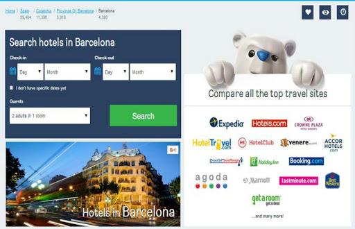 Barcelona Hotel Booking