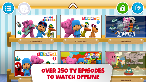 Pocoyo House: best videos and apps for kids screenshots 10