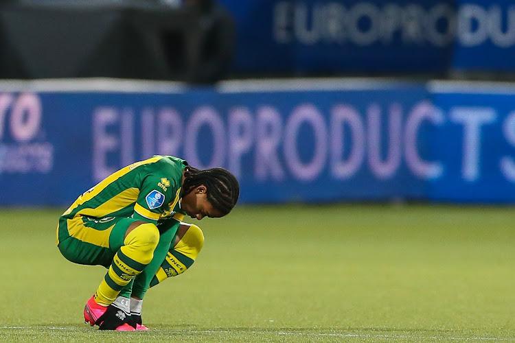 Anderlecht polst bij Feyenoord voor nieuwe aanvaller