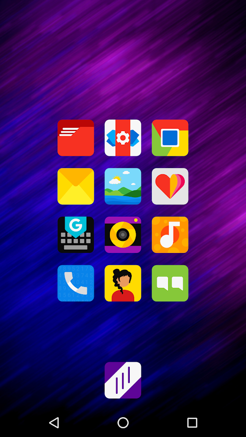 Nova Launcher: screenshot