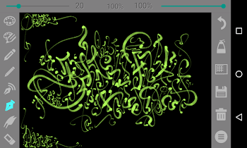 Calligrapher Pro - screenshot thumbnail 05