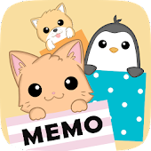 Zoo Friends Memo: Notes Widget