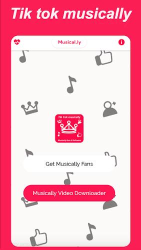 Download TIKTOK Musically Followers & Likes APK latest