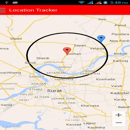 phone tracker - location 程式庫與試用程式 App LOGO-硬是要APP