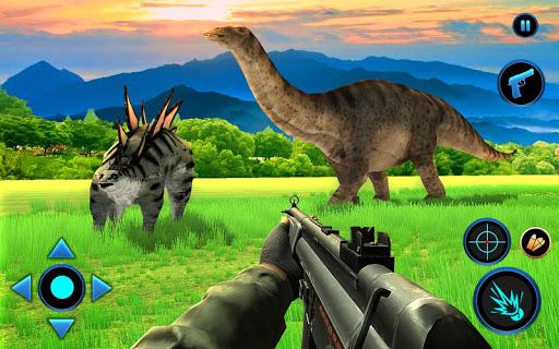 Dinosaur Hunter Free Wild Jungle Animals Safari  screenshots 9