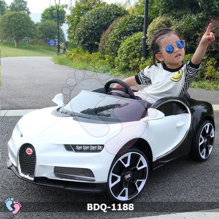 Xe hơi điện cho bé Bugatti BDQ-1188 11