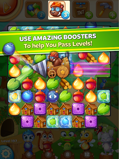 Forest Rescue: Match 3 Puzzle 12.0.3 8