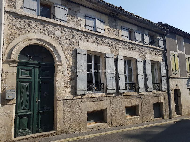 Vente maison 4 pièces 75 m² à Nontron (24300), 93 500 €