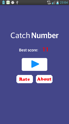 Catch Number