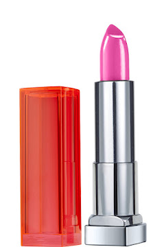 //Labial MAYBELLINE   COLOR SENS Vivids Pink Pop x4.2g