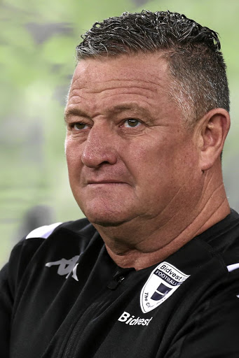 Rueful Hunt says he couldn't afford to keep Gabadinho Mhango - SowetanLIVE