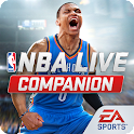 NBA LIVE Companion icon