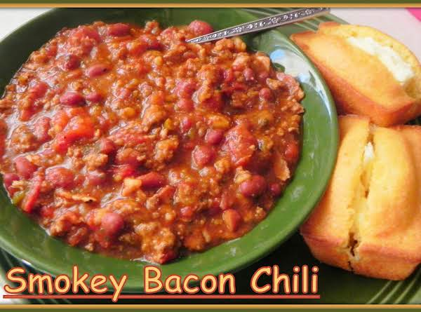Smokey Bacon Chili Recipe