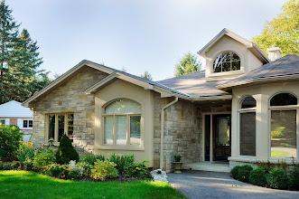 Photo: Estate Stone Hampton and Frontenac Blend