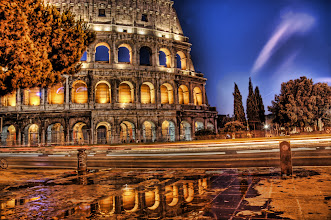 Photo: Aurorus Reflectus Colosseo  from the blog at www.stuckincustoms.com