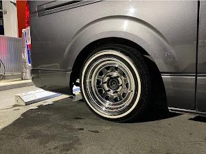 ハイエースバン TRH200Vのカスタム事例画像 Yoshiki...さんの2020年11月23日22:39の投稿